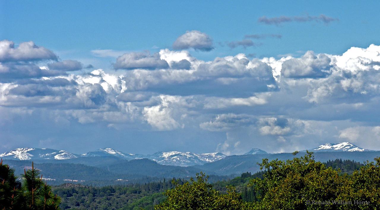 The Emigrant Gap - Pioneer Gateway to the Sierra Nevada