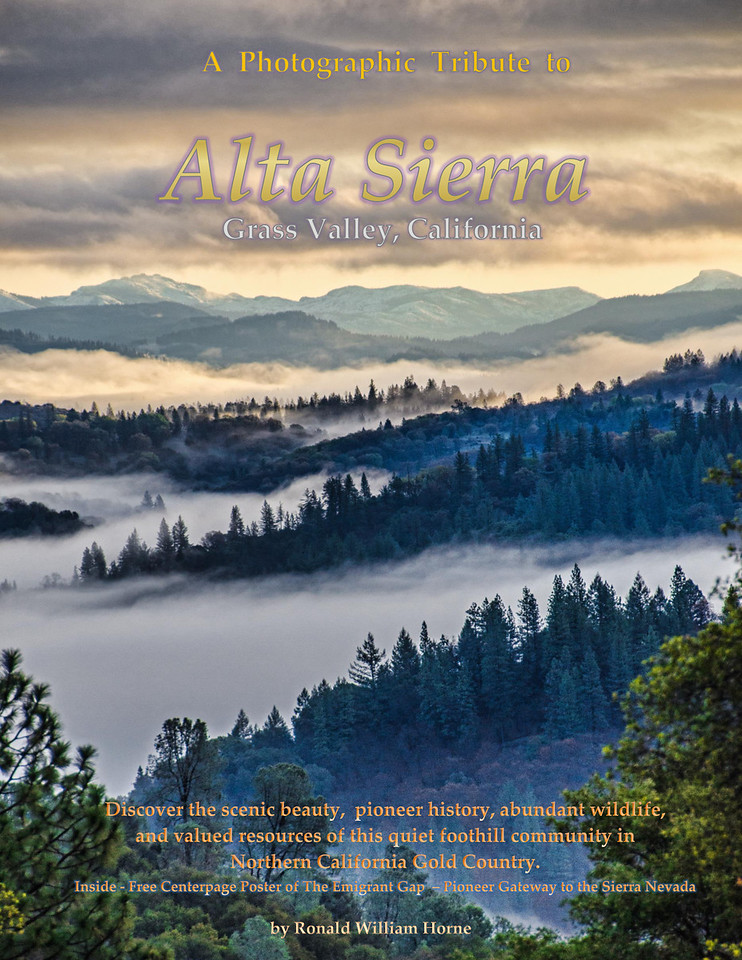 Alta Sierra Brochure Cover