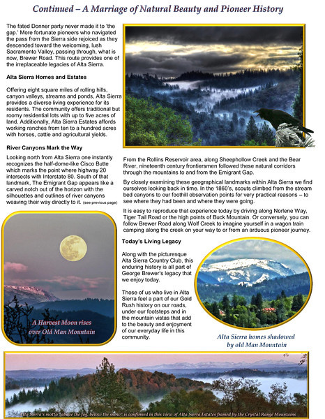 Alta Sierra Photo-Tribute Page 3