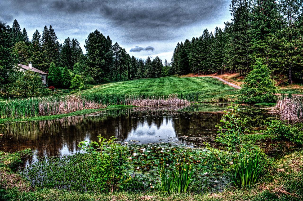 2nd hole, Alta Sierra Country Club
