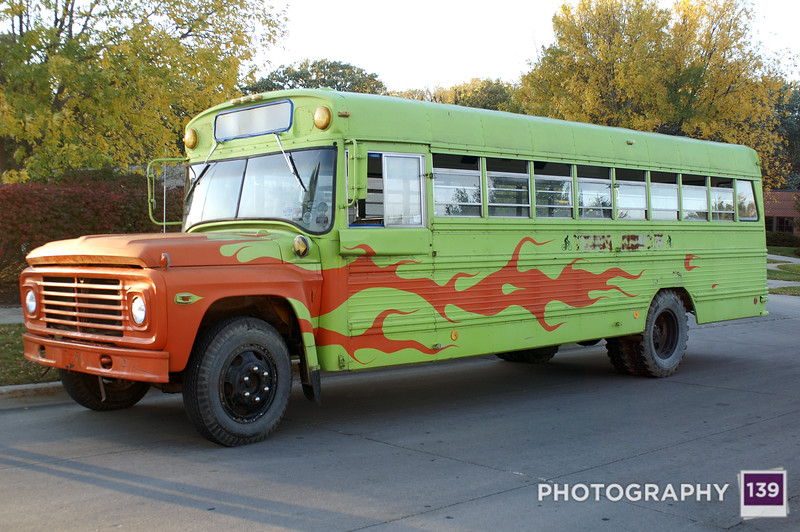 Ames Party Bus