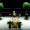 The UD Speaks Series introduction with guest speaker Anderson Cooper at the Bob Carpenter Center