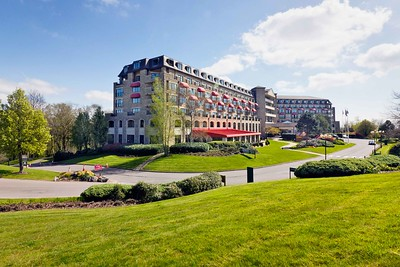 The Celtic Manor Resort in Newport Wales.