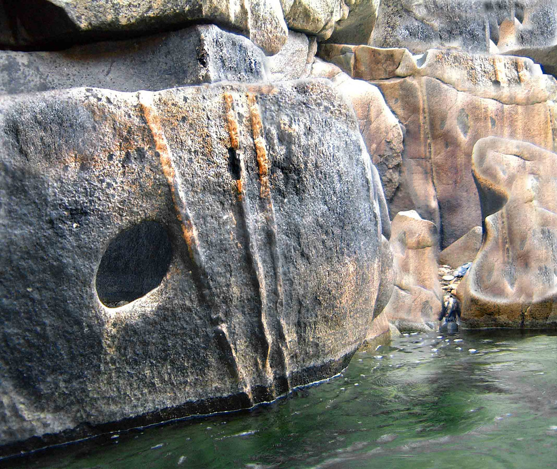 Granite, Water and Time
