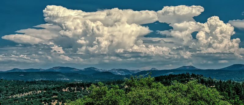 Emigrant Gap Thunderhead II