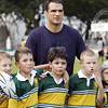 Martin Johnson - English Rugby Captain