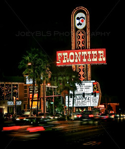 The New Frontier Casino on the Las Vegas Strip