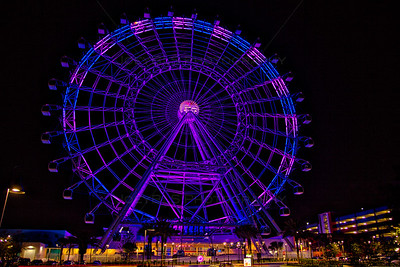 Orlando Eye Ferris Wheel in Orlando, Florida