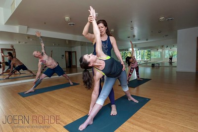 Yoga with Sadhana