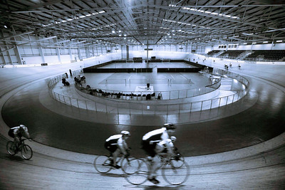 The Velodrome in Newport, Gwent. © Nick Fowler Photography