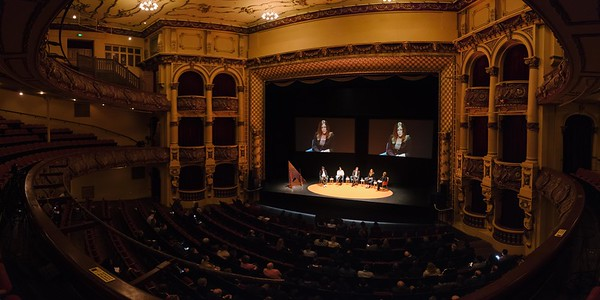 PWC Herald Talks - St James Theatre