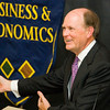 Charles Plosser, president of the Federal Reserve Bank of Philadelphia, delivering the 2007 Hutchinson Lecture
