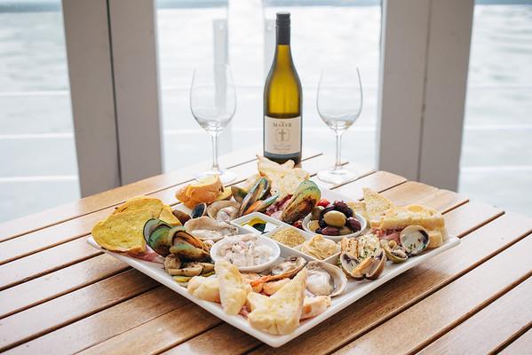 Tasting Platter - Dockside Restaurant & Bar