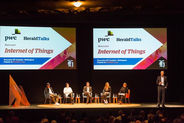 PWC Herald Talks - Internet of things