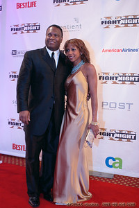Rodney and Holly Peete