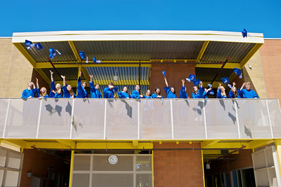 Multiple values Tesseract Upper School Graduation 2012