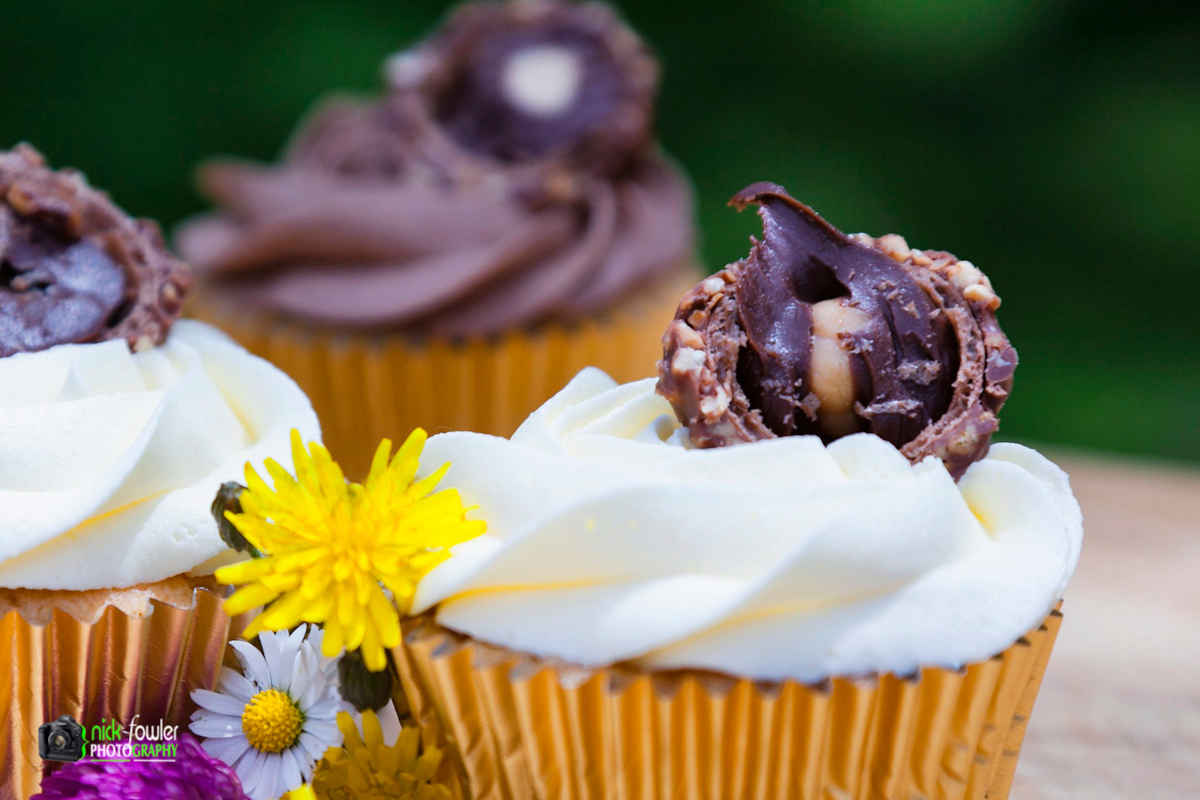 Cupcakes, food & drink photography by Nick Fowler 6