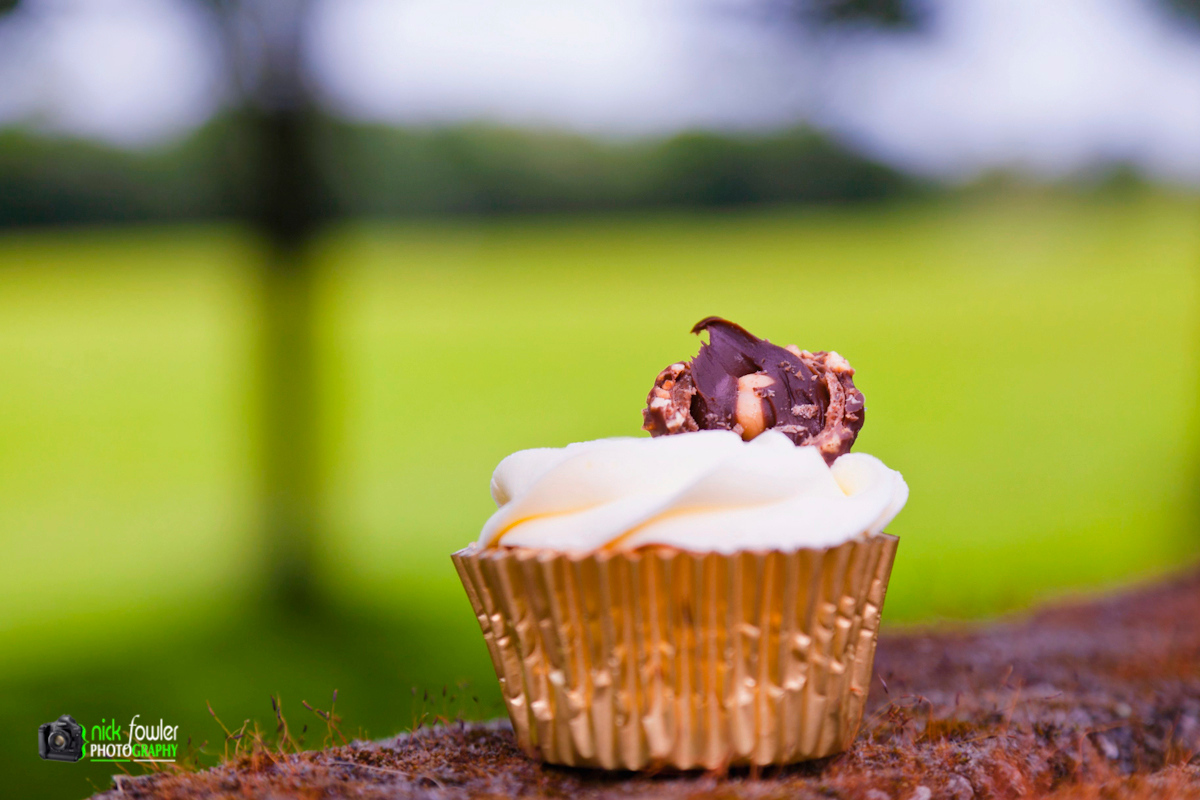 Cupcakes, food & drink photography by Nick Fowler 3