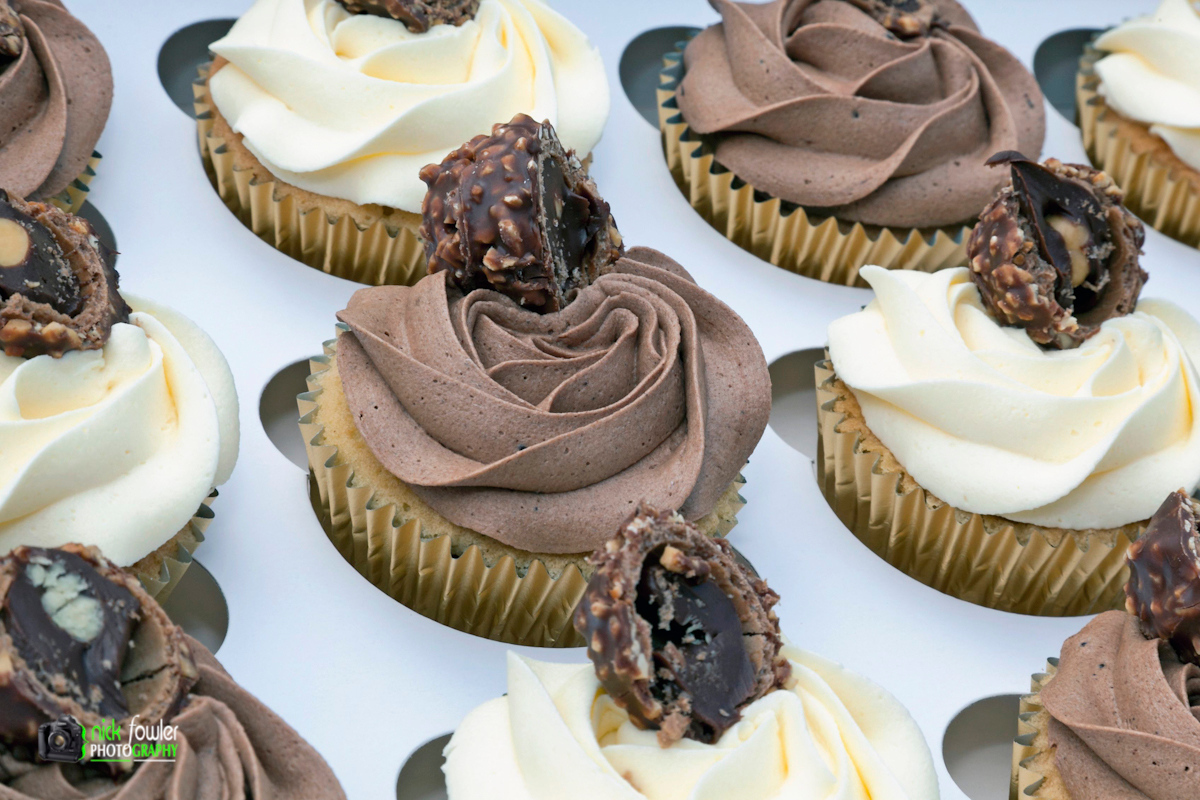 Cupcakes, food & drink photography by Nick Fowler 8