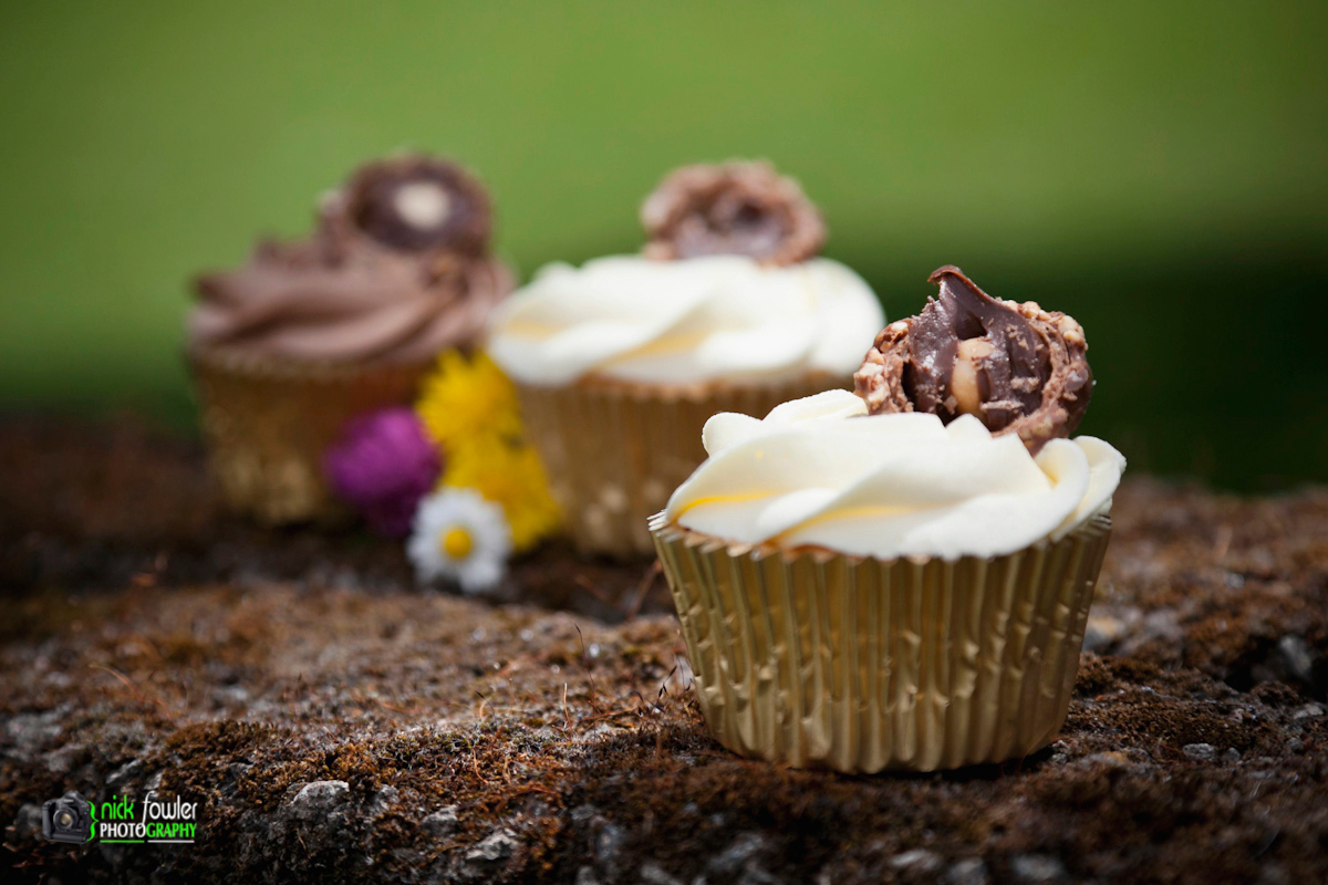 Cupcakes, food & drink photography by Nick Fowler 5