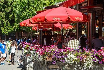 Whistler Village Summer