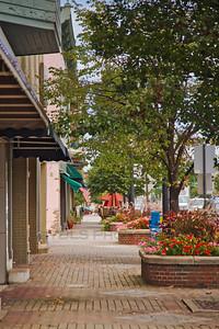 Downtown La Porte, Indiana