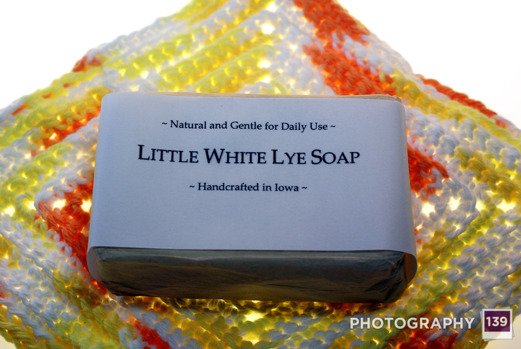Little White Lye Soap