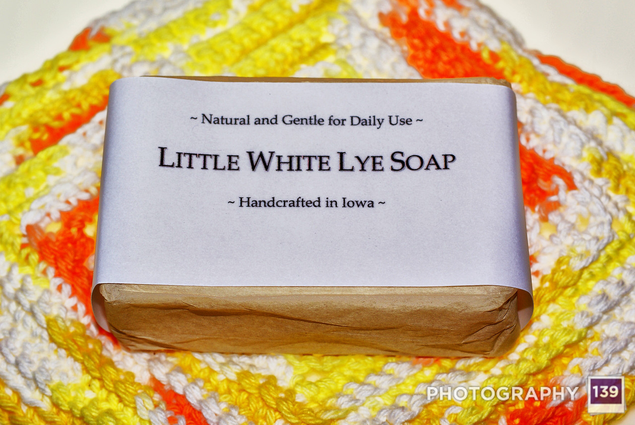 Little White Lye Soap Remix