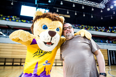 London Lions v Bristol Flyers