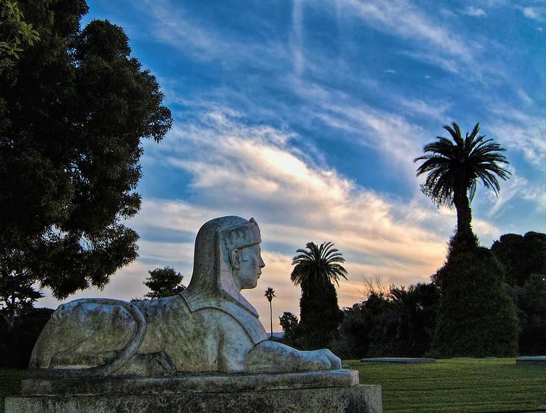 Cypress Lawn, Colma, CA