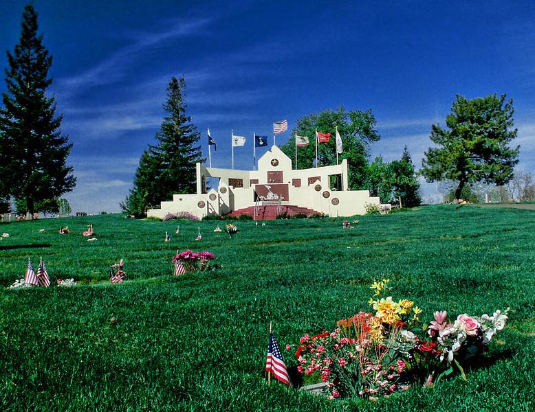 East Lawn Veterns Memorial