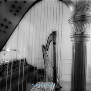 Harps and Piano, Seattle, Washington, 1996, HP5 plus