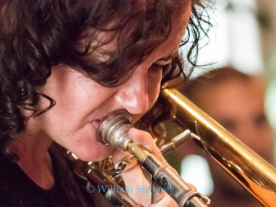 Shannon Barnett at Charlie Scott's, Copenhagen, August 2012.