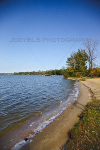 Bass Lake in Starke County, Indiana
