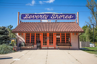 Beverly Shores, Indiana Train Station