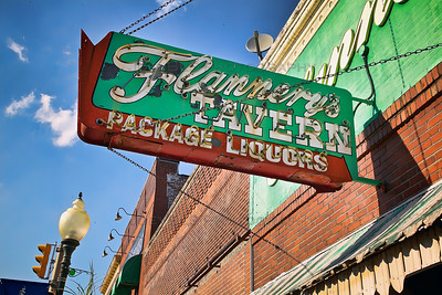 Flannery's Tavern in Chesterton, Indiana
