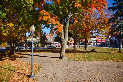Fall in Chesterton, Indiana