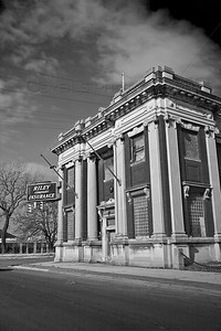 Riley Company Insurance Building in East Chicago Indiana