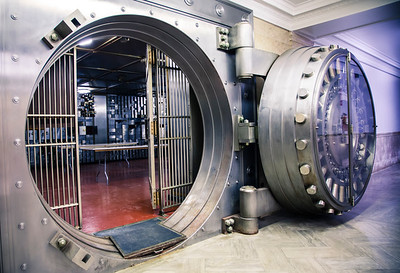 Gary State Bank Vault in Gary, Indiana
