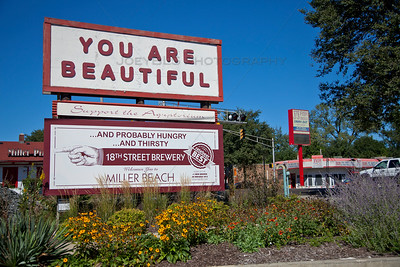 You are Beautiful - Miller Beach, Indiana