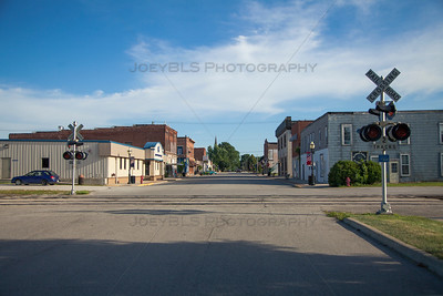 Downtown Goodland, Indiana