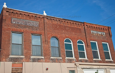 Historic Building in Goodland, Indiana