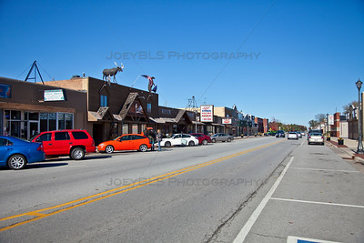 Downtown Griffith, Indiana
