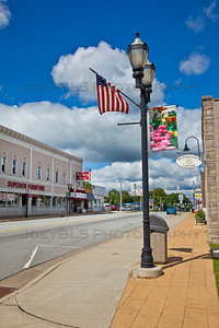 Historic Downtown Hebron, Indiana