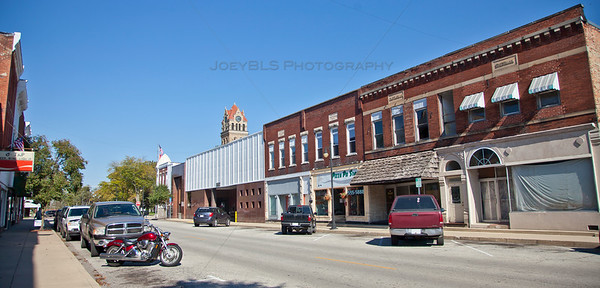 Downtown Knox, Indiana