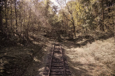 Abandoned Railroad in Knox, Indiana
