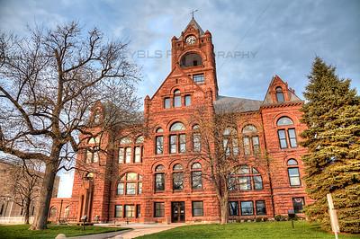 La Porte, Indiana Court House