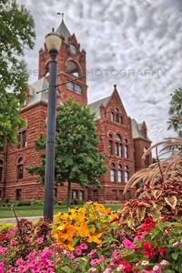 La Porte County Indiana Courthouse