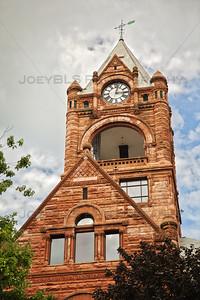 La Porte, Indiana County Court House
