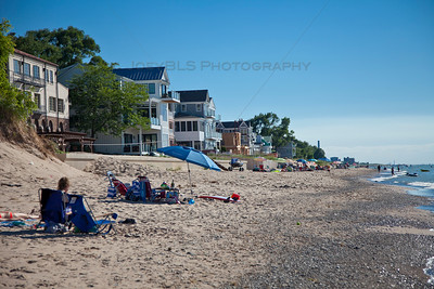 Long Beach, Indiana Lakefront Beach Properties and Real Estate